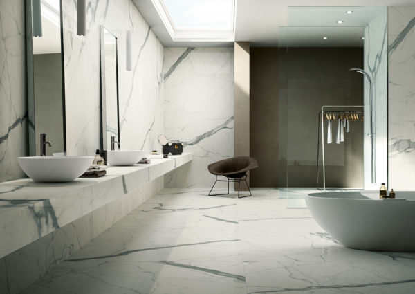 Marble Bathroom Design Puerto Rico