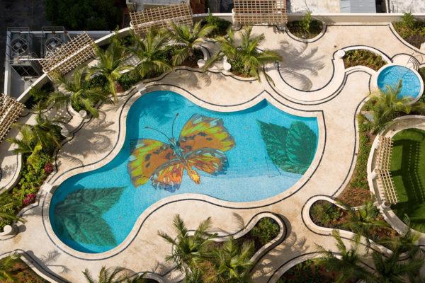 Pool Mosaic Puerto Rico