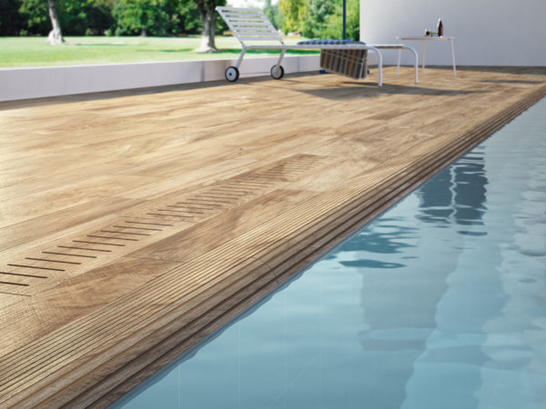 Exterior wood floors in Puerto Rico